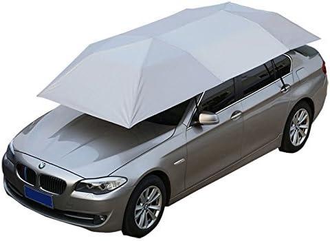 Amazon.es: Jolitac - Funda para tienda de campaña de coche, plegable, portátil, protección solar, resistente al sol, 400 x 210 cm
