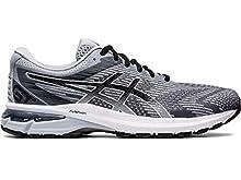 ASICS Men's GT-2000 8 Running Shoes, 11.5M, Piedmont Grey/Black