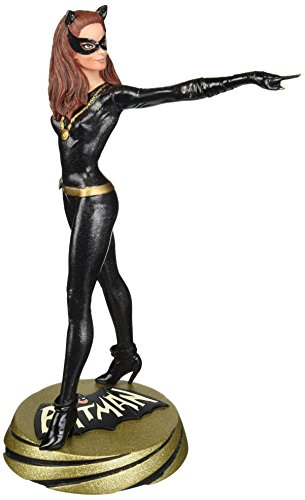 Batman Classic 1966 TV Series Premier Collection: Catwoman Resin Statue ()