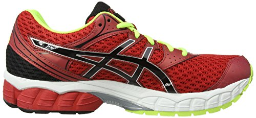 ASICS Gel-Pulse 6 - Zapatillas de deporte para hombre Chinese Red/Onyx/Flash Yellow 2399