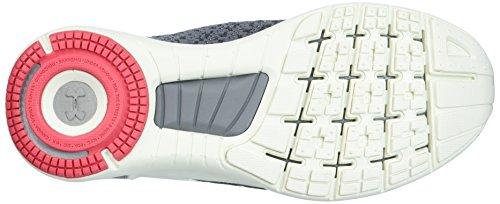 Zinc ivory 2 Delta Armour Gray Nero Under 103 Donna Highlight Sneaker x6Z0FBWqAw