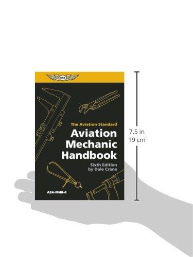 Aviation mechanic handbook the aviation standard livros na amazon aviation mechanic handbook the aviation standard livros na amazon brasil 9781560278986 ccuart Gallery