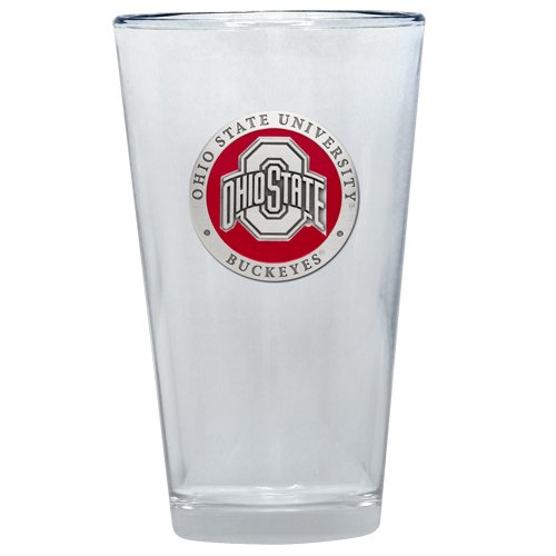 (1pc, Pewter Ohio State University Pint Glass)