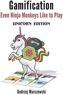 Even Ninja Monkeys Like to Play: Unicorn Edition: Amazon.es ...