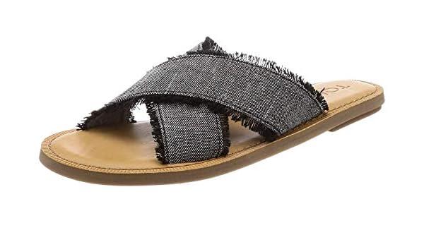 2b61eed09ac Amazon.com | TOMS Women's Viv Sandal | Sandals