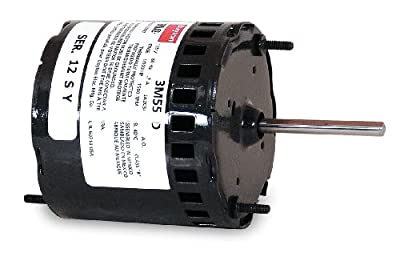 "1/40HP, 1550RPM, 115 Volt, 3.3"" diameter Dayton Electric Motor Model 3M562"