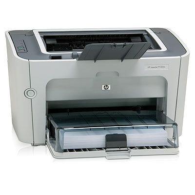 HP LaserJet P1505N Laserdrucker Hewlett Packard CB413A Schwarz-Weiss-Drucker Wireless LAN
