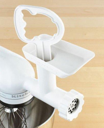 KitchenAid RFGA Food/Nut Meat Grinder Stand Mixer Attachment fga (Renewed) by KitchenAid