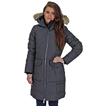 Pajar Women's Layla Duck Down Long Winter Cold Weather