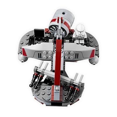 LEGO Star Wars Set #8091 Republic Swamp Speeder: Toys & Games
