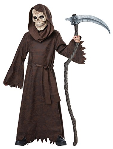 [California Costumes Ancient Reaper Costume, Large, Brown] (Dorothy Kid Costumes)