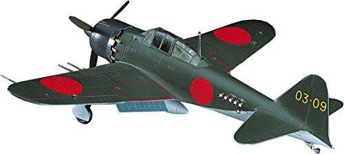 A6m5c Zero Fighter - Mitsubishi A6M5C Zero Fighter Zeke 1/48 Hasegawa by Hasegawa