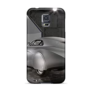 New CpK7664MSkz Bmw Mille Miglia Concept Rear Angle Skin Cases Covers Shatterproof Cases For Galaxy S5