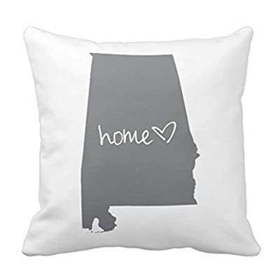 Home Alabama Pillow Case