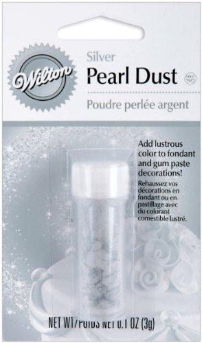 WMU - Pearl Dust 3 Grams-Silver