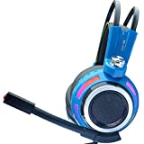 LIXIAG Computer Headsets E-Sports Gaming Headset Virtual 7.1 Channel USB Interface with Vibrating