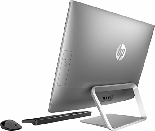 Newest HP Pavilion All-In-One 23.8'' FHD Touchscreen Flagship High Performance Desktop PC | Intel Core i5-7400T | 12GB RAM | 2TB HDD | DVD +/-RW | Bang & Olufsen | Windows 10 | Wireless Keyboard&mouse by HP (Image #3)