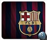Barcelona Fc Football Soccer Mouse Pad