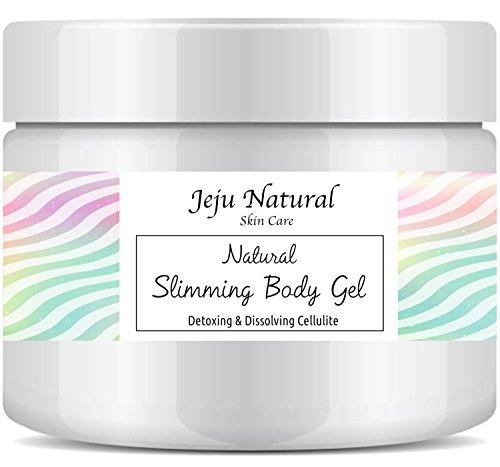 Slimming Gel - Jeju Naturals - 4 oz - 100% Natural Cellulite