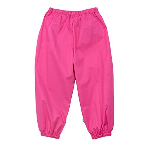 i play.. Baby Rain Pant, Pink, 6-12 (I Play Toddler Bib)