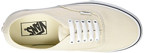Adulte Vans birch Mixte Basses true White Ivoire Sneakers Authentic Fpqpntf