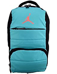NIKE Air Jordan All World Gym Jumpman Backpack School Bag Light Retro / Hot Lava