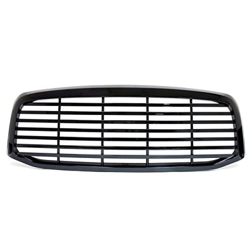 06 07 08 Dodge Ram Black Front Grille Horizontal Line Replacement Bumper supplier