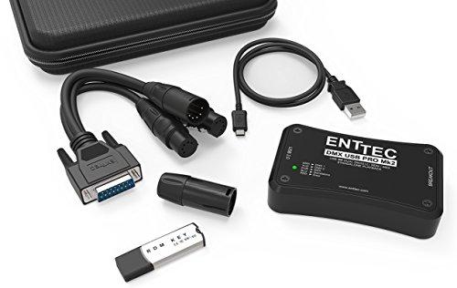 Enttec RDM DMX USB Pro Mk2 Kit 70531 Stand Alone Controller