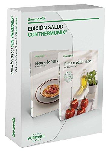 Edición Salud con Thermomix: Amazon.es: Vorwerk Thermomix: Libros