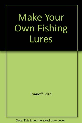 Lures canada for Make your own fishing lures