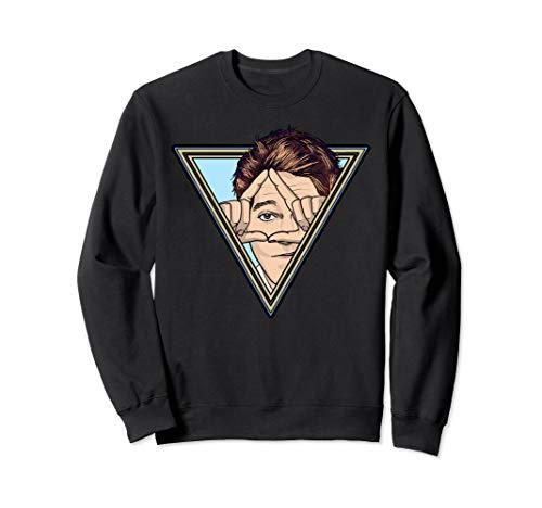 All-Seeing Eye Shane Dawson Portrait Sweatshirt