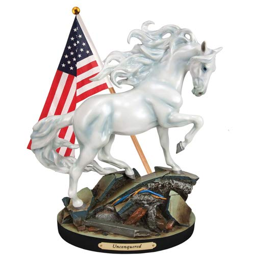 Department56 Enesco Trail of Painted Ponies Unconquered - Pony The Painted
