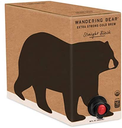 Coffee Drinks: Wandering Bear Cold Brew