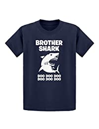 Indica Plateau Youth Brother Shark Kids T-Shirt