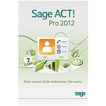 Sage Act Pro 2012 Full Windows Version