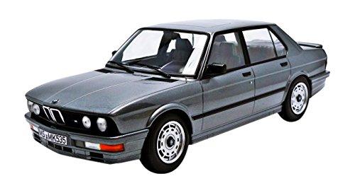 Norev – 183261 – BMW M535i E28 – 1986 – Echelle 1/18 – Grau