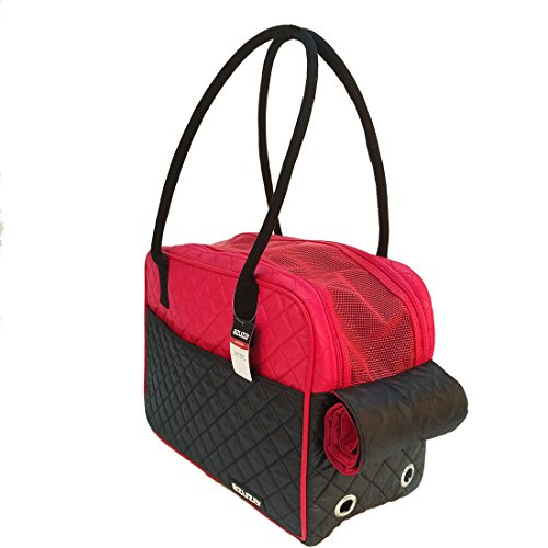 quilted dog carrier - 9