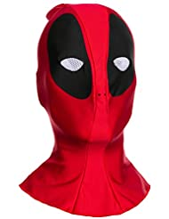 Rubies Costume Men's Deadpool Adult Overhead Fabric Mask