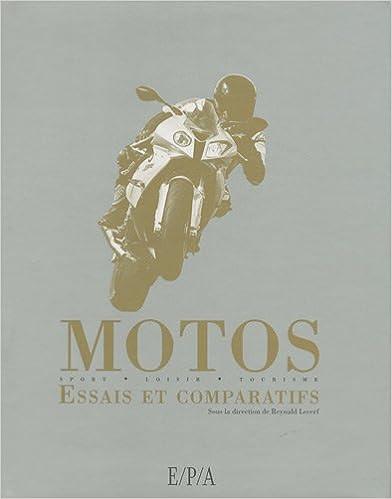 Livre gratuits en ligne Les motos pdf