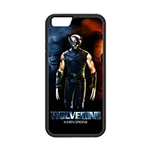 X-Men Design Solid Rubber Customized Cover Case for iPhone 6 plus 5.5 hjbrhga1544