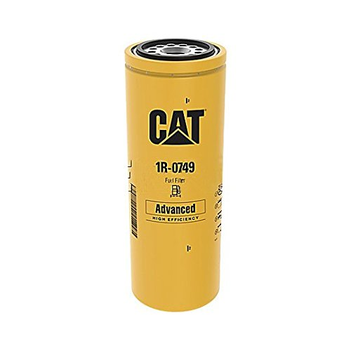 Caterpillar 1R0749 1R-0749 FUEL FILTER Advanced High Efficiency Multipack (Pack of 3)