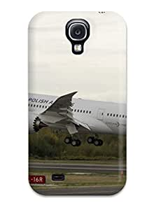 linJUN FENGExquisite lion pattern Phone Case for Samsung Galaxy S4