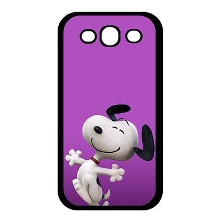 Warm Snoopy Samsung Galaxy S3 I9300 Best Case Protection For Girls (Samsung Galaxy S3 Cases Snoopy)