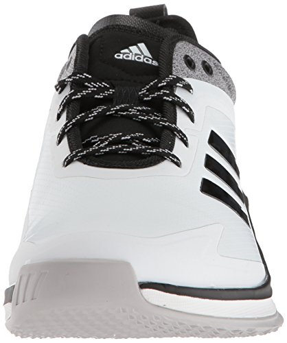 Adidas 4 Trainer Da Speed Originals White Crystal carbon black Uomo rwFrqxtCP