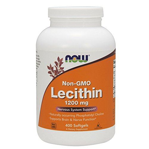 NOW Lecithin