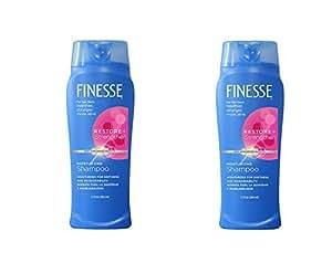 Finesse Moisturizing Shampoo 13 Oz. (Pack of 2)