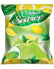 عصير سورس بودرة بنكهة الليمون والنعناع، 900 جم