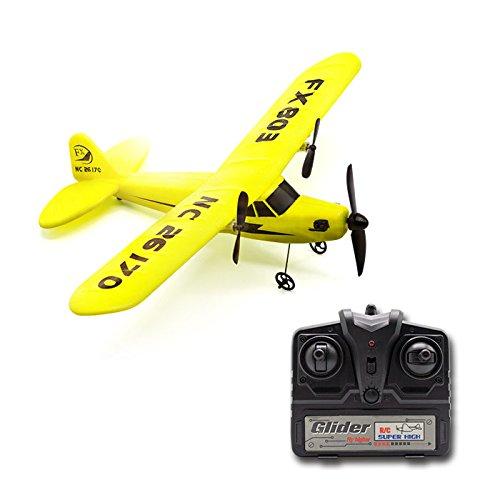 ランディング離陸 手動でのテイクオフ おもちゃ ラジコン 飛行機 プレゼント クリスマス 男の子 FX-803
