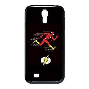 Pixelated Flash Samsung Galaxy S4 9500 Cell Phone Case Black phone component AU_591184