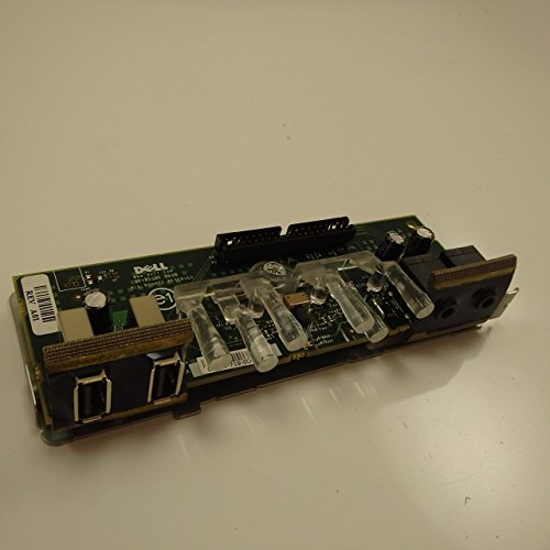 DELL - FRONT CONTROL I/O PANEL AND USB CABLE RH537 (TJ853) (Gx745 Tower Dell)